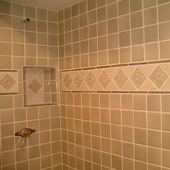 Celadon Green Bath