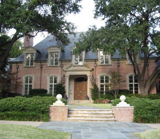 Splendid, traditional architecture:Dallas
